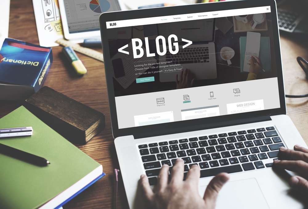 Sistema Blog